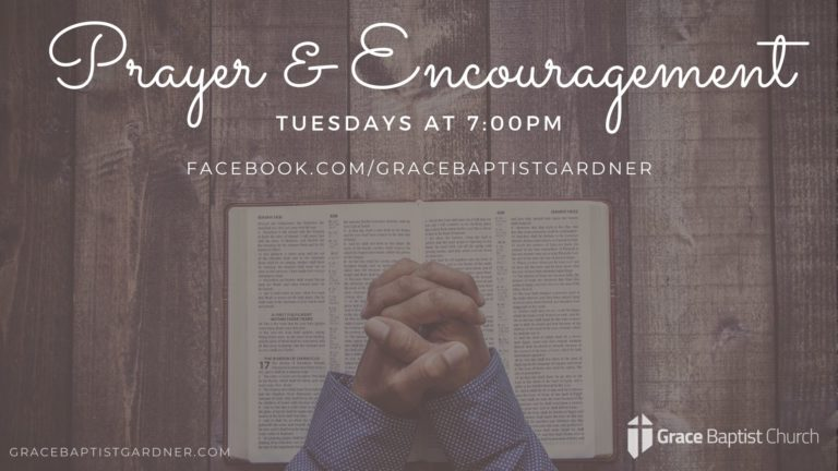 Prayer & Encouragement (2)